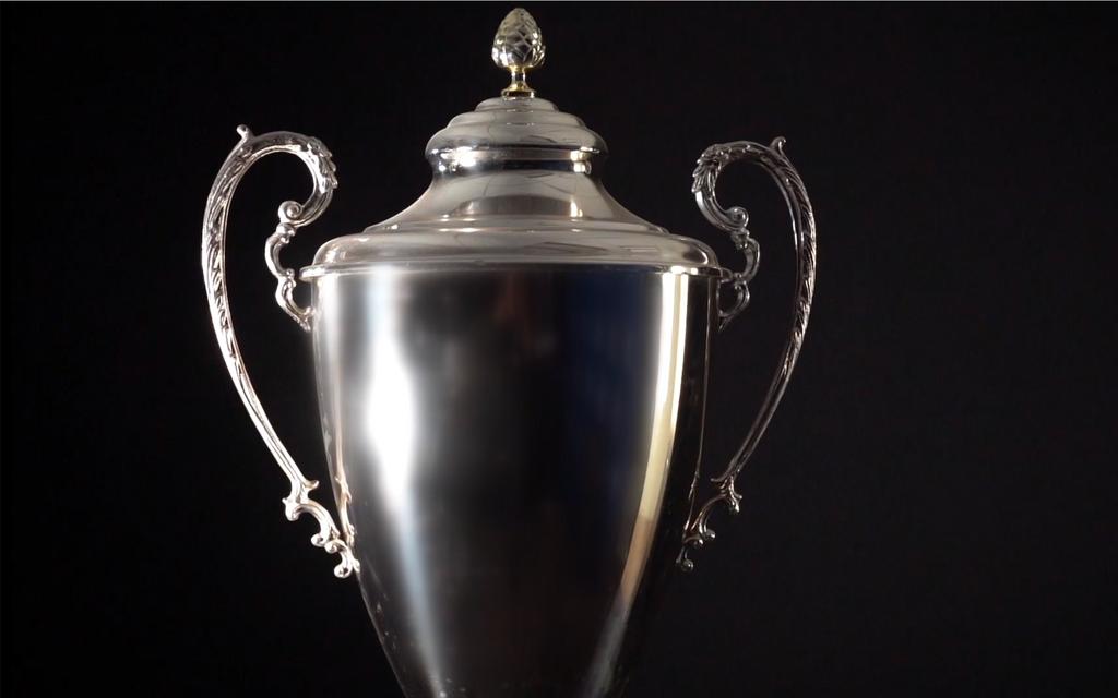 Coupe Gambardella visuel trophée docu