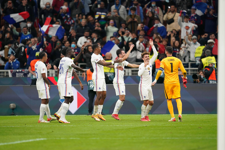 Les Bleus remportent la Ligue des Nations de l'UEFA 2021 !