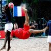 Suisse-France beach soccer 16 août 2020
