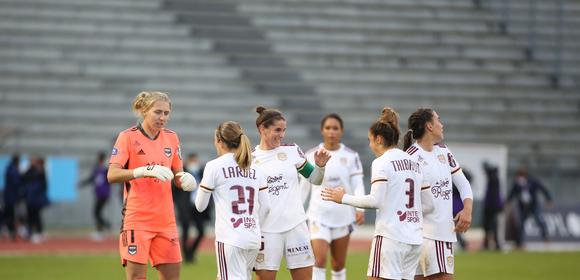 D1 Arkema Bordeaux joie saison 2020-2021 Charlotte Bilbault