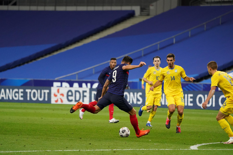 Olivier Giroud 100e sélection 7 octobre 2020