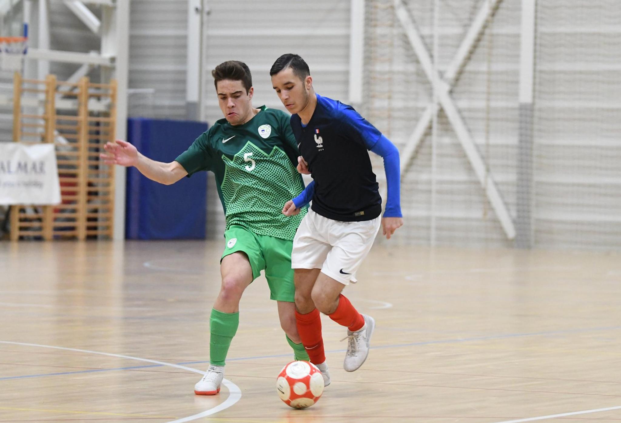 Sélection nationale U19 Futsal