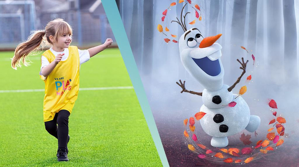 UEFA playmakers Olaf