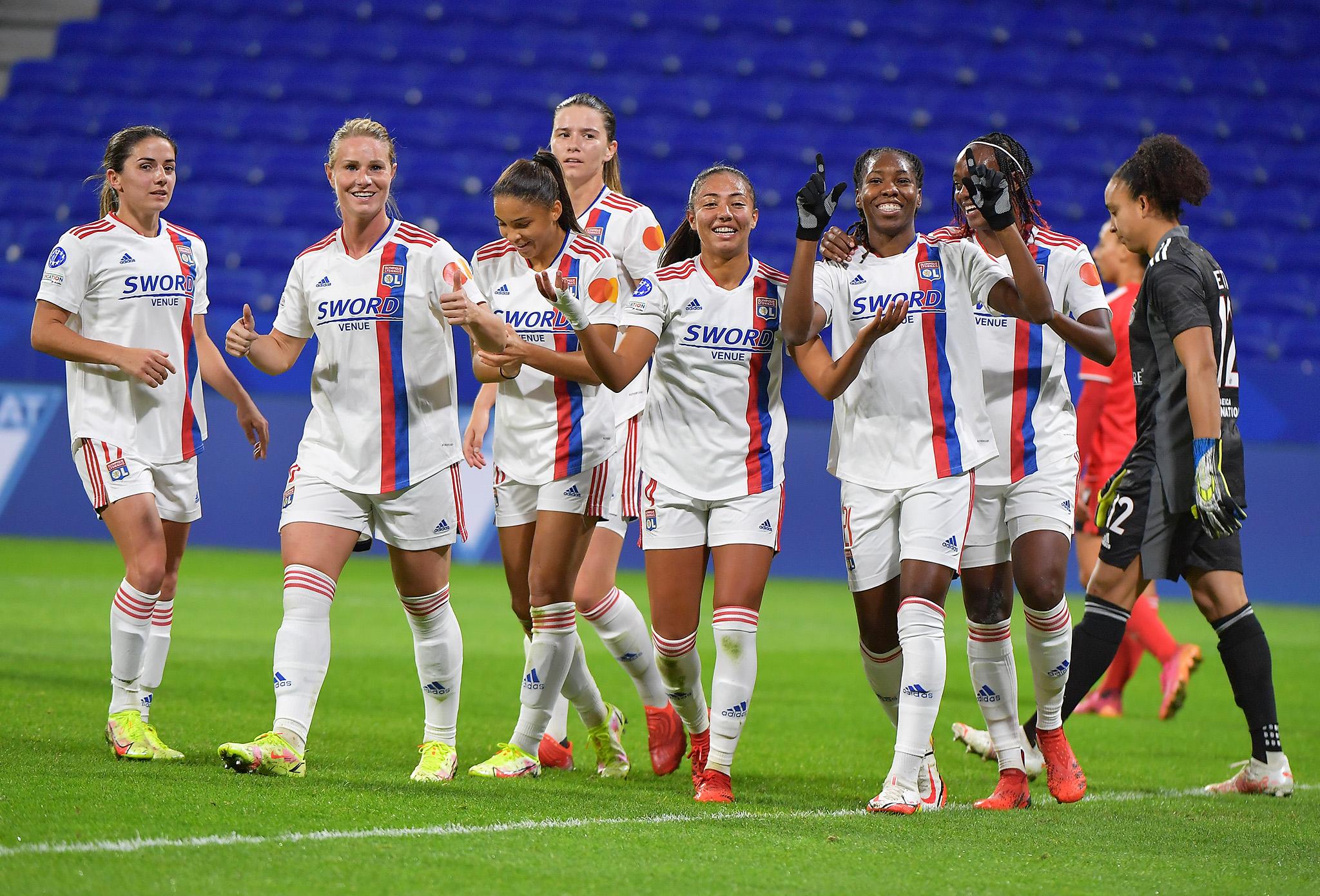 Lyon in chief (5-0) – FFF