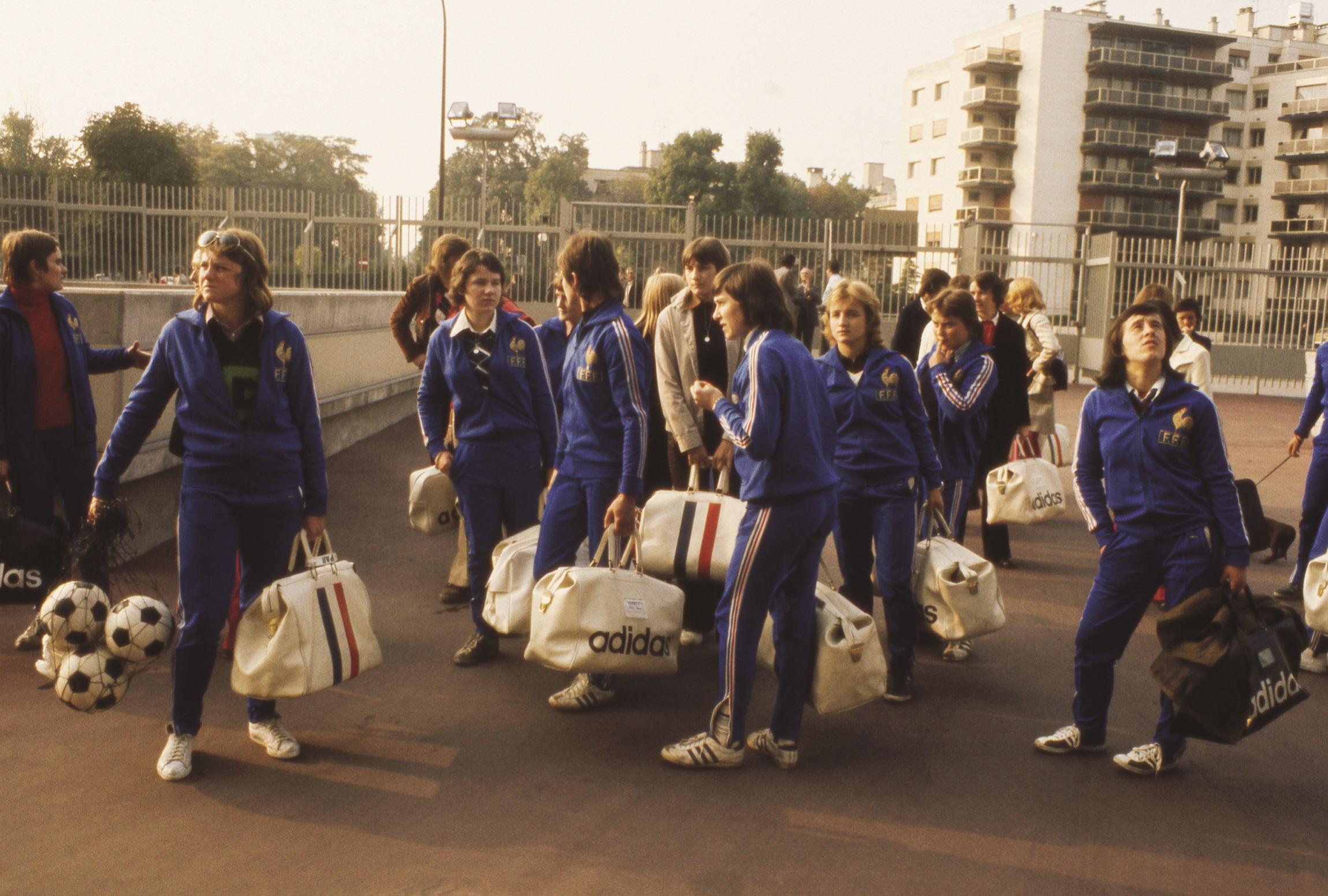 EDF Féminine 1973