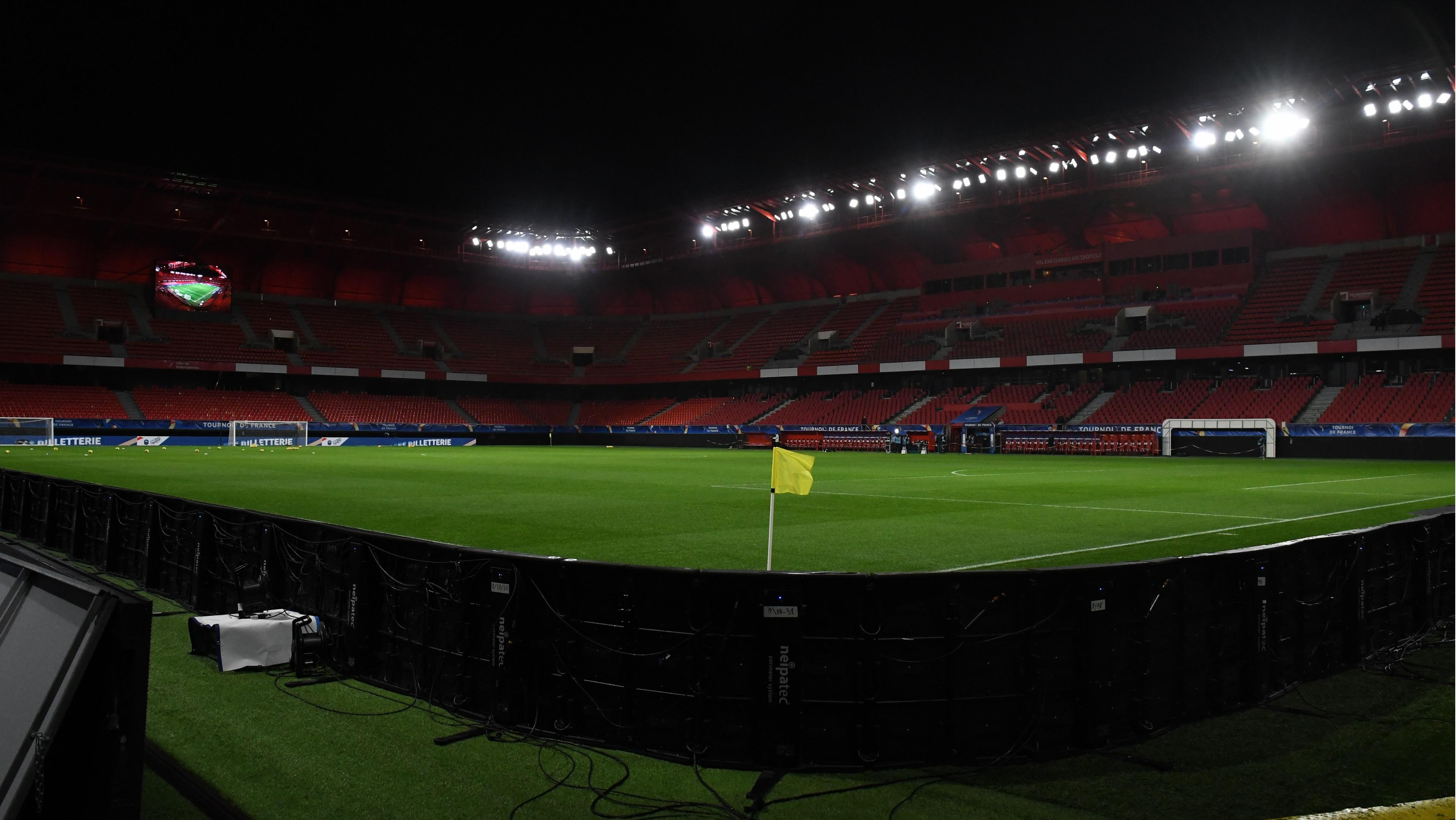Tournoi de France 2020 France - Pays-Bas à Valenciennes huis clos