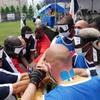 Equipe de France cecifoot Jeux paralympiques Tokyo
