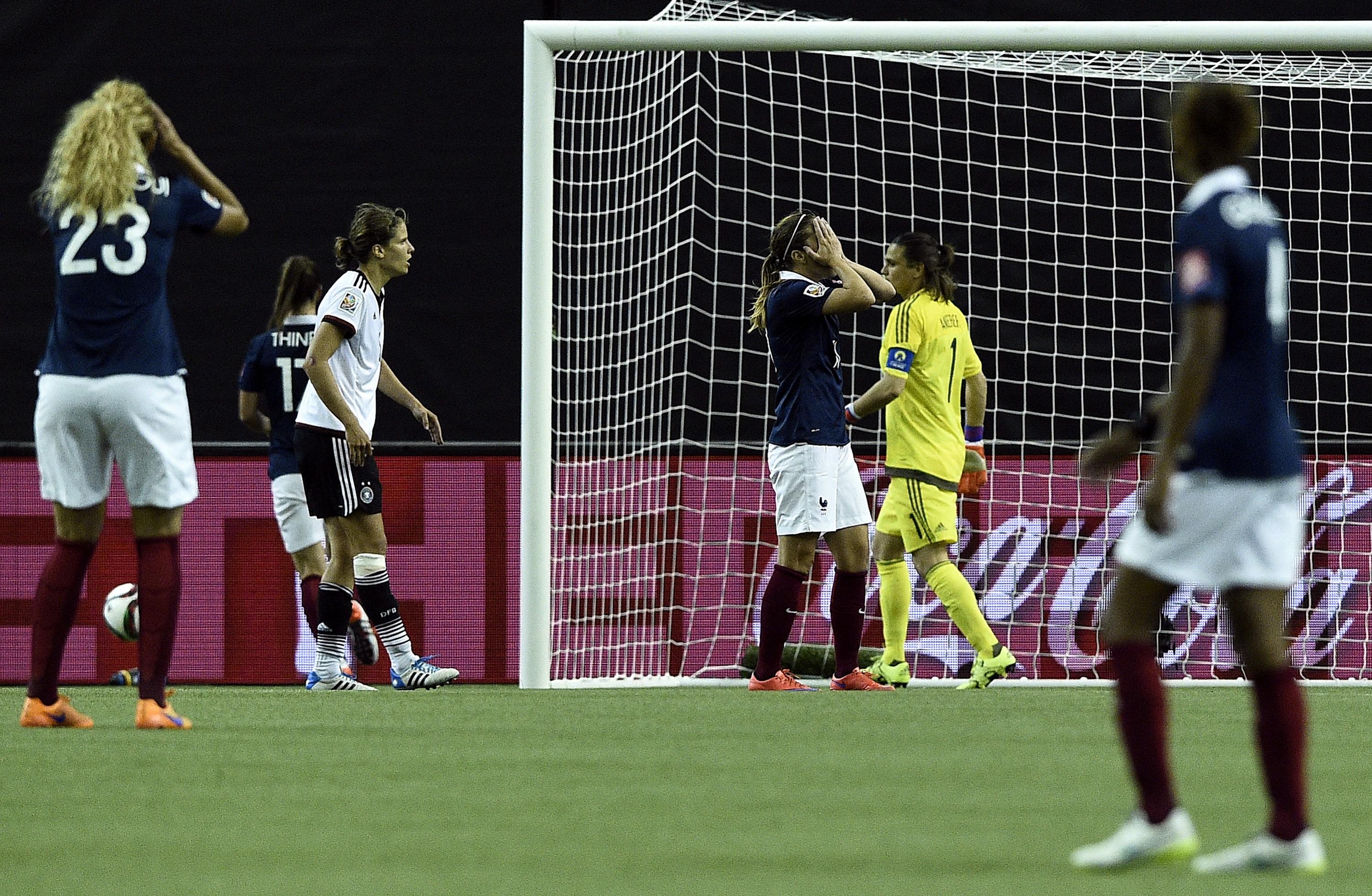 EDF féminine Coupe du monde 2015