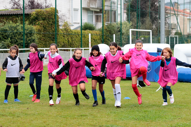 Rentrée du foot Jeunes Football amateur