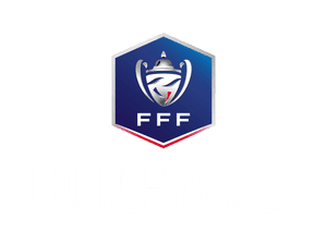 Logo Coupe de France blanc