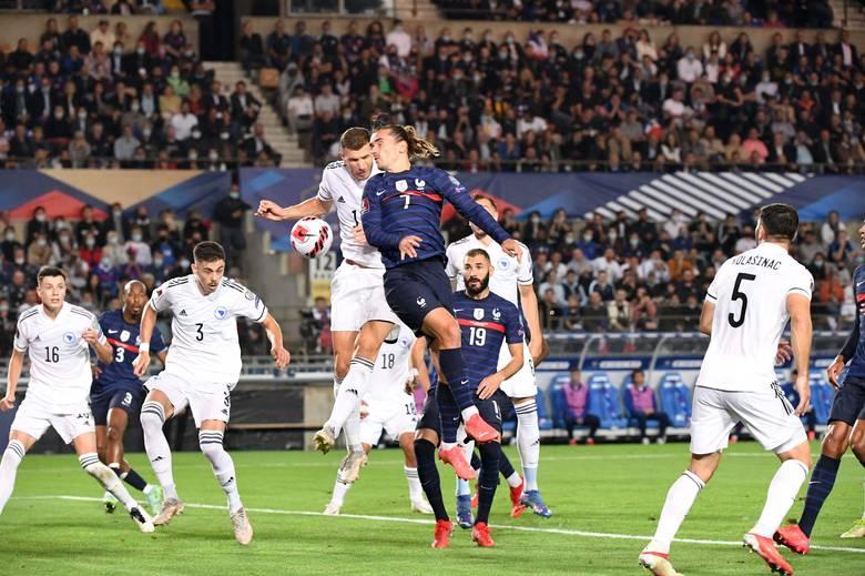 France-Bosnie Antoine Griezmann